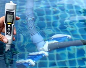 Vente de matériels et produits entretien de spas, piscines et saunas