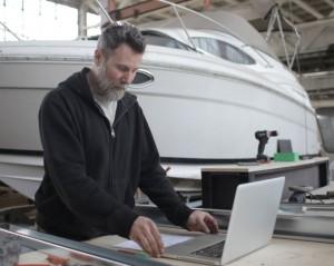 Entretien et réparation de moteurs diesels sur bateaux